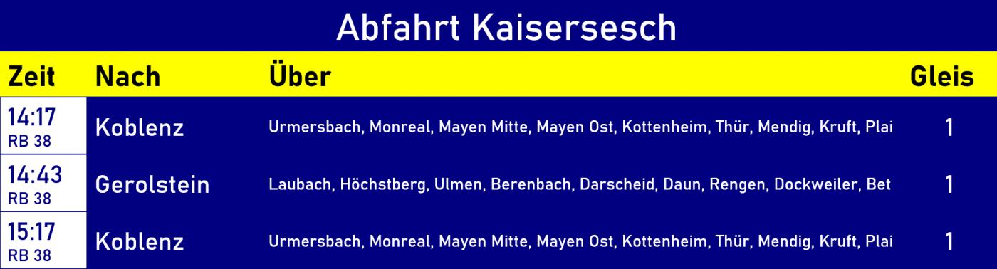 Kaisersesch