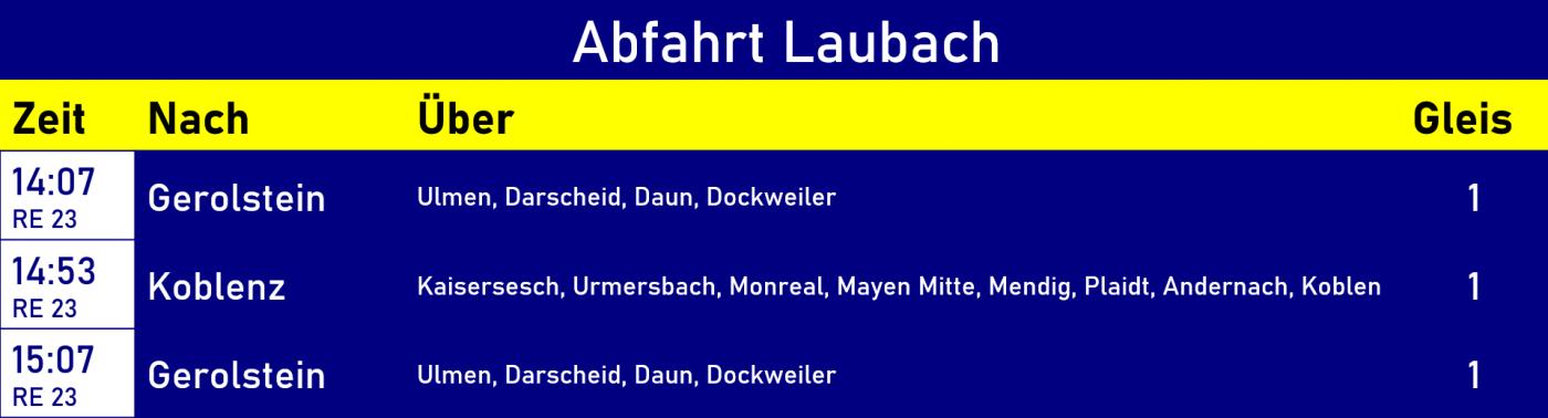 Laubach